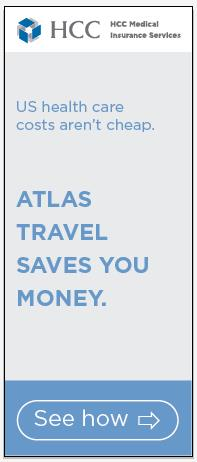 Medical Travel Insurance Atlas